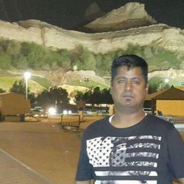 Muhammad Ali, 33, Fujairah, United Arab Emirates