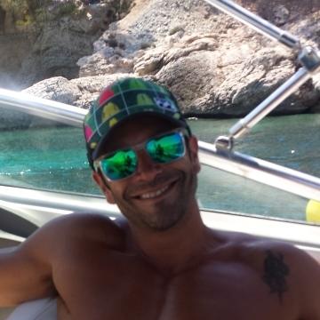 Martin Sanchez, 38, Marratxi, Spain