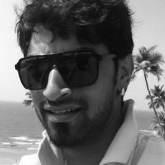Arun Ganapathy, 26, Mysore, India