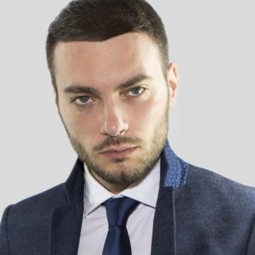 Valerio Martini, 28, Rome, Italy