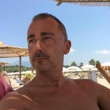 Giacomo Costa, 41, Pietrasanta, Italy