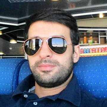 Adil Souhail, 31, Madrid, Spain