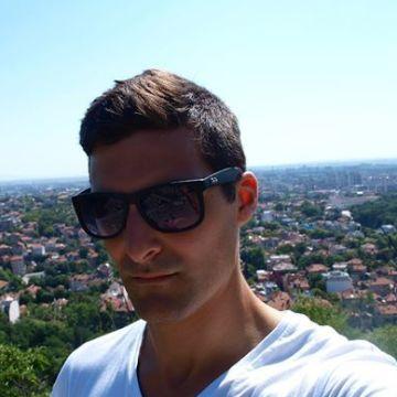 Andrea Fenzi, 28, Varna, Bulgaria