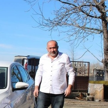 Muzaffer, 38, Istanbul, Turkey