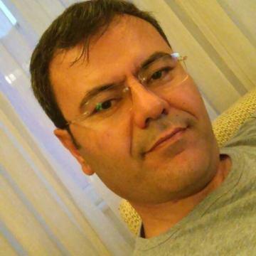 Ediz Ulusoy, 39, Izmir, Turkey