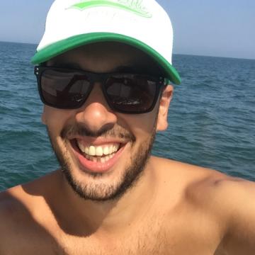 Omar Fiero, 32, Cesena, Italy