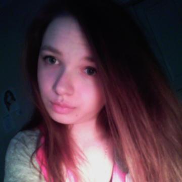 Julia Oh, 20, Lutsk, Ukraine