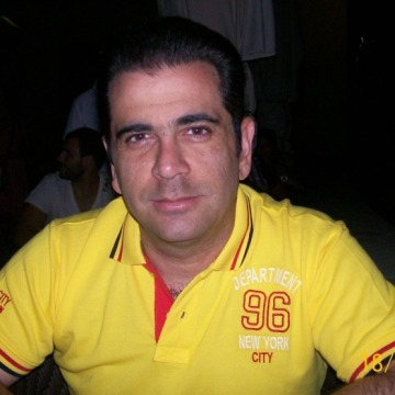 giorgos, 41, Athens, Greece