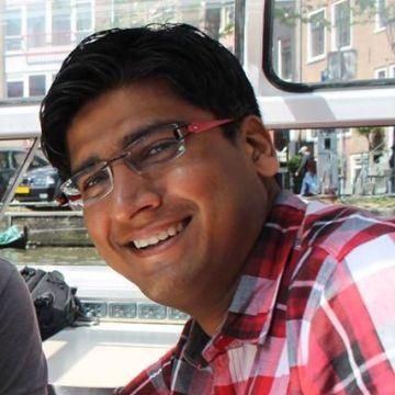 Piyush Agarwal, 32, Dubai, United Arab Emirates