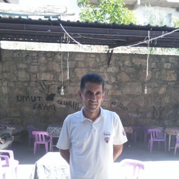 yunus kaya, 40, Manisa, Turkey