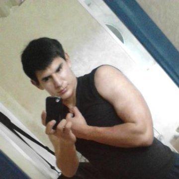 César Pérez Dávila, 27, Aguascalientes, Mexico
