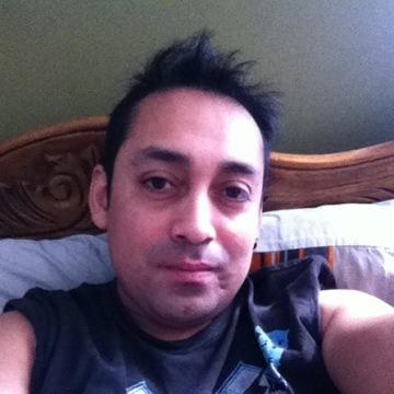 Cristian Guarda Rumian, 32, Osorno, Chile