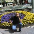 Marko Miladinovic, 35, Belgrade, Serbia