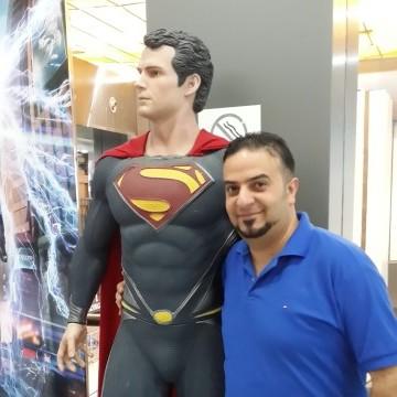 Omar Taha, 35, Vienna, Austria