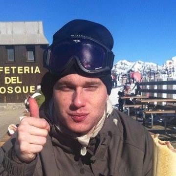 David CV, 29, Madrid, Spain