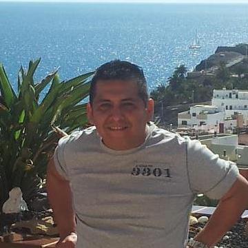 julio cerron, 42, Las Palmas, Spain