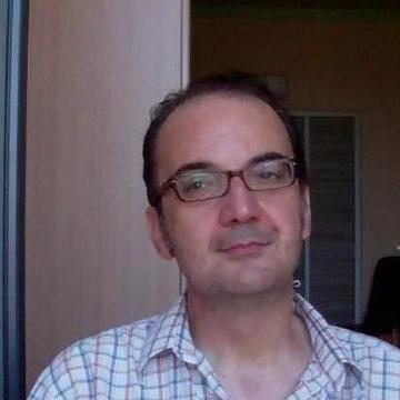 Giovanni Gavioli, 48, Bologna, Italy