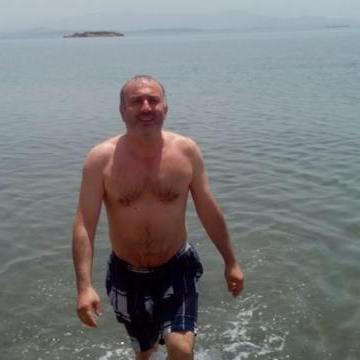 Hakan Kaplan, 47, Izmir, Turkey