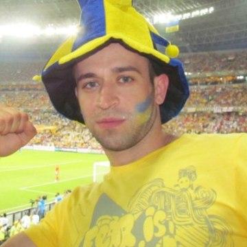 Oleg Pronin, 33, Dnepropetrovsk, Ukraine