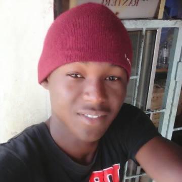 thioce, 21, Dakar, Senegal