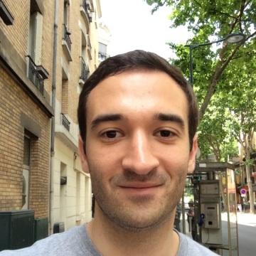 Simon Baqué, 26,