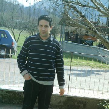 Mauro Pacitti, 43, Atina, Italy