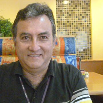 Marcos Navi, 40, Puebla, Mexico