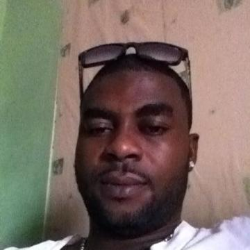 Yannick Gouhan, 33, Abidjan, Cote D'Ivoire