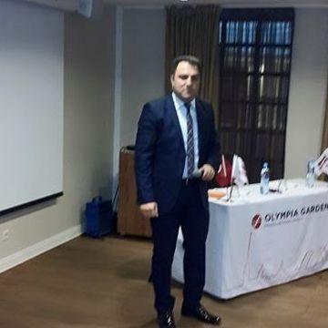Hayati Özdemir, 40, Istanbul, Turkey