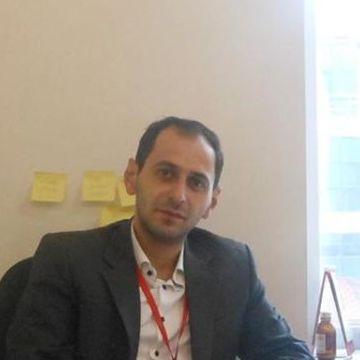 Resad Nebizade, 32, Baku, Azerbaijan
