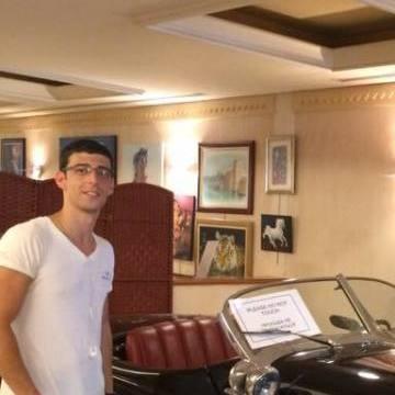 Dimushka Popov, 30, Ajman, United Arab Emirates