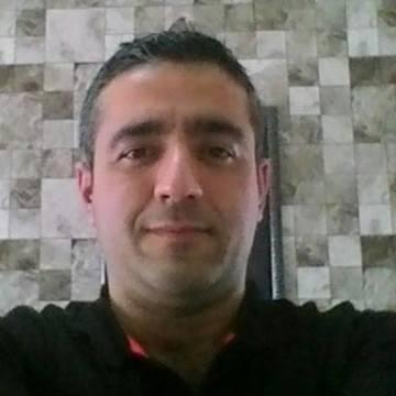 Erkan Akkoc, 37, Ankara, Turkey