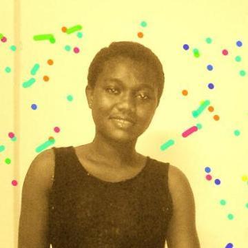 bina, 29, Accra, Ghana