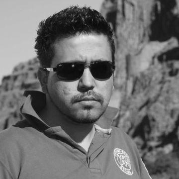 Mustafa Atalay, 35, Alanya, Turkey