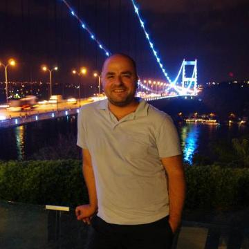 Murat Kan, 33, Istanbul, Turkey