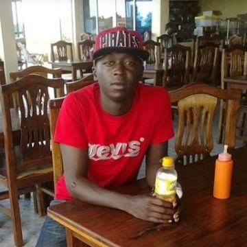Albo Khalif, 27, Nairobi, Kenya