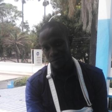 emmanuel, 30, Dakar, Senegal