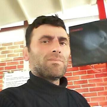 Tufan Taş, 37, Istanbul, Turkey