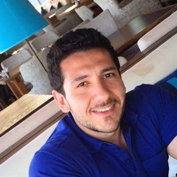 Mohannad Al Doghry, 29, Istanbul, Turkey