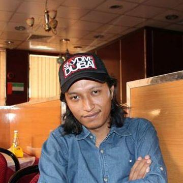 Manoj Dongol, 21, Dubai, United Arab Emirates