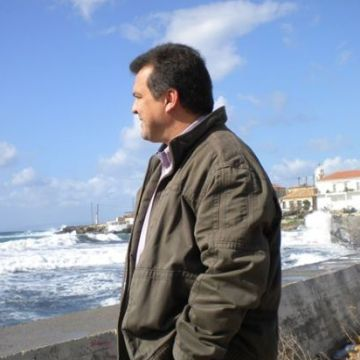 Stefanos Stefas, 48, Athens, Greece