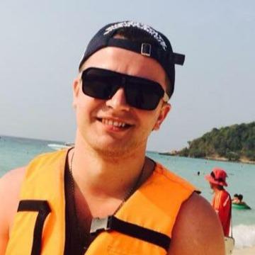 Andrew Sidyagin, 26, Nizhnii Novgorod, Russia