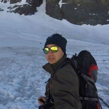 Daniel Palma Arroyo, 33, Santiago, Chile