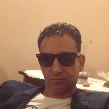 Samir Vasile, 42, Perugia, Italy