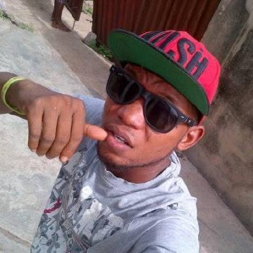 Idris, 29, Lagos, Nigeria