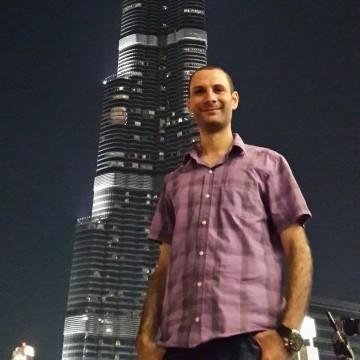 Ahmed Abd Elaziz, 40, Cairo, Egypt