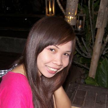 Numnim Srisudjai, 31, Suwannakhuha, Thailand