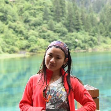 Myra Li, 28, Guangzhou, China