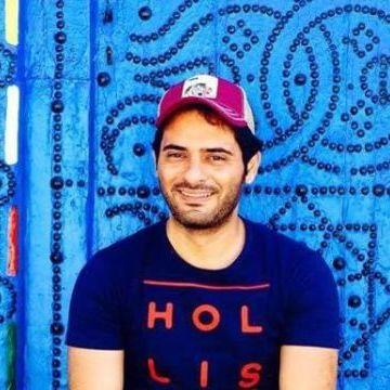 Aladine Abbassi, 29, Mailand, Italy