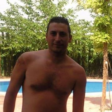 Jose Antonio Montiel, 38, Sevilla, Spain